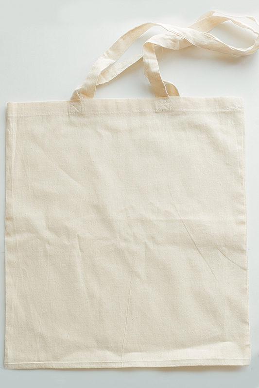 Bolso de algodón personalizado